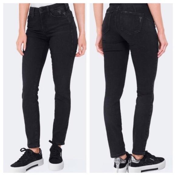 NYDJ Denim - NYDJ Alina Legging Skinny Jeans Dark Petite